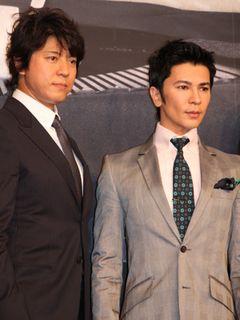 武田真治、ほかの出演者と話す上川隆也にジェラシー!「上川さんを求めていた」と告白