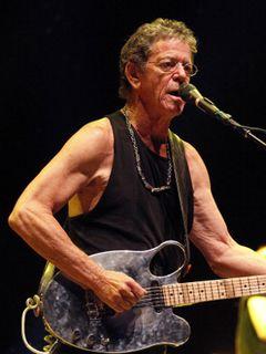 伝説のロック歌手ルー・リードが4月に肝臓移植の手術を受けていた