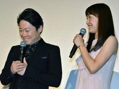 AKB48総選挙の日に公開…菅野美穂、阿部サダヲへの一票を呼び掛ける!