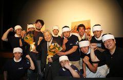 勝俣州和、伝説のラーメン店を祝福!大勝軒の思い出を振り返る
