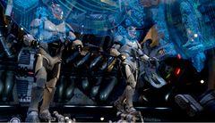 人型巨大兵器VS.巨大怪獣!その姿が明らかに!『パシフィック・リム』本予告編が公開!