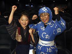『忍たま乱太郎』×『おしん』が奇跡のコラボ!実写初のテレビCM共演が実現!