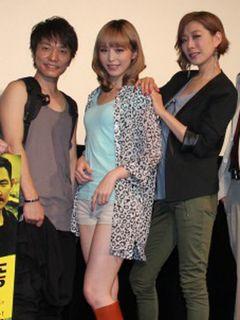 """平野綾、""""悪い女""""は楽しい!ホットパンツ姿でファンをノックアウト?"""