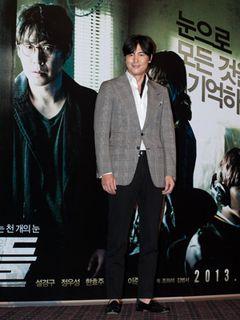 『監視者たち』チョン・ウソン、17人対1人のアクションシーンで苦労<韓国JPICTURES>