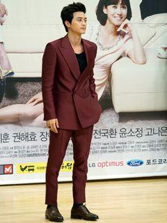 「結婚の女神」キム・ジフン、「視聴率が振るわないSBSドラマの突破口になりそう」と自信<韓国JPICTURES>