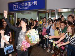 福山雅治、香港で1,000人超の熱烈歓迎!「ガリレオ」続編への思いを明かす
