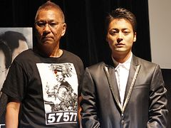 三池崇史監督、『凶悪』山田孝之の天才肌の演技スタイルに感心