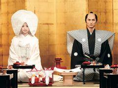 上戸彩、初めての白無垢姿!年上女房役の『武士の献立』でスペイン・サンセバスチャン国際映画祭へ!