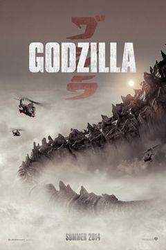 ハリウッド版『ゴジラ』の姿が一部公開!まさに大怪獣の破格スケール!