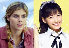 AKB渡辺麻友、ハリウッド映画で実写吹き替え初挑戦!演じるのは神の子!