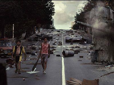 キューパ初のゾンビ・コメディー『ゾンビ革命 -フアン・オブ・ザ・デッド-』