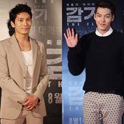 『風邪』VIP試写会、チソン、キム・ウビンら夏らしからぬ長袖姿で大歓声<韓国JPICTURES>