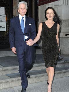 マイケル・ダグラスとキャサリン・ゼタ・ジョーンズが別居か