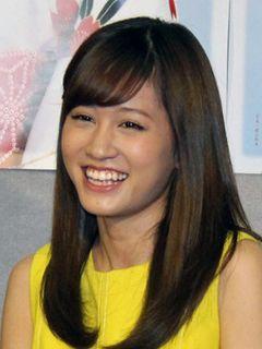 前田敦子、恋する主人公に共感!時代劇初主演で恋の演技に手応え!