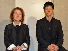 西島秀俊&倍賞千恵子、宮崎駿監督の引退にしんみり…『風立ちぬ』&『ハウル』で声優