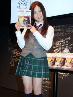 早大生のAKB48仲俣汐里が卒業発表 新たな夢のため