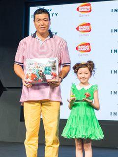 ディズニー&ピクサーの初共演はゲームで!「ディズニーインフィニティ」日本発売が決定!