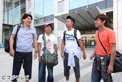 とんねるず&さまぁ~ず、初ヒッチハイク旅!石橋&三村、木梨&大竹が伊勢神宮を目指す