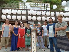スペインで日本の縁日が開催!移動式映画館「シネマキャラバン」初の海外遠征