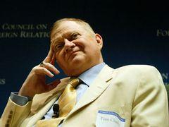 米人気作家トム・クランシーさん死去 享年66歳 『レッド・オクトーバーを追え!』原作