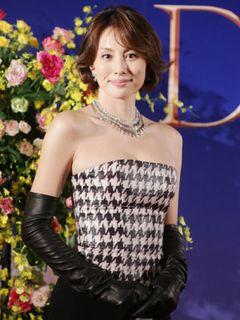 米倉涼子、ダイアナ役に感激!王子様の存在については華麗にスルー