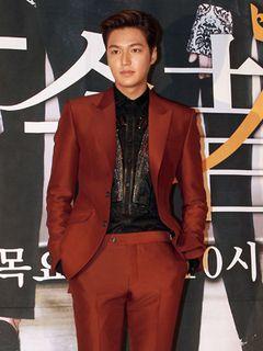 「相続者たち」イ・ミンホ、前髪を下ろして若作り<韓国JPICTURES>