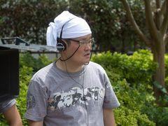 ホラー界の巨匠・中田秀夫監督が、前田敦子と成宮寛貴にホラー映画作りの極意を伝授