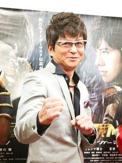哀川翔、20年若ければ俺もリングで闘いたかった