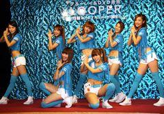 台湾ガールズユニット「ウェザーガールズ」よりダラが脱退 違反行為により専属契約を解除