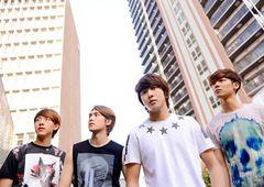 CNBLUE初のドキュメンタリー映画、予告編公開!ワールドツアーの舞台裏も