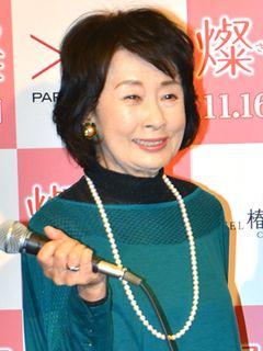 吉行和子、骨折で2か月入院していた