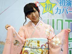 AKB48初の演歌歌手・岩佐美咲、目標は渋谷公会堂でソロライブ!