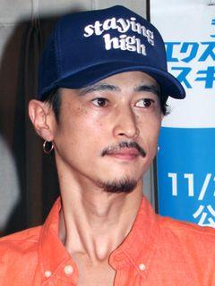 窪塚洋介、寝坊で映画イベントに遅刻 「すいませんでした」と謝罪