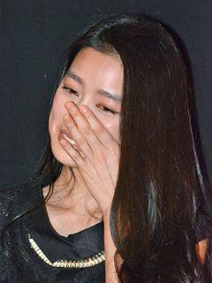 映画初主演の吉倉あおい、号泣! 柳楽優弥からは「泣かないとニュースにならない」とアドバイス?