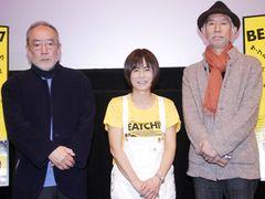 伝説の豪雨ロックフェスが映画で復活!白井貴子、歴史的な1日振り返る