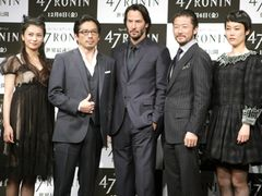 キアヌ・リーヴス、真田広之の演技・人間性を絶賛「共演うれしかった」