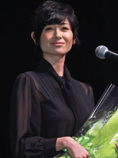 他の女優さんに渡したくない…女優賞受賞の真木よう子、役への思い入れの深さ明かす