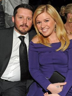 10月に結婚したケリー・クラークソン 第1子を妊娠