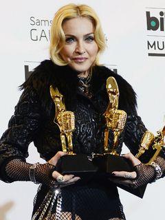 マドンナ、2013年最も稼いだミュージシャンに!