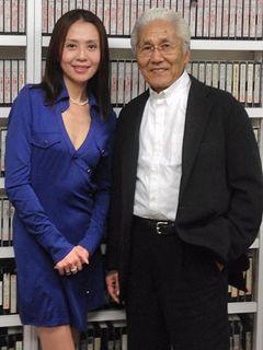 AV界の巨匠・代々木忠の著書「つながる」が映画化!女優・中原翔子が初プロデュース!