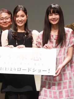 「鈴木先生」小川役の美少女・土屋太鳳は本当にいい子!共演の清水富美加が力説