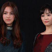 石橋杏奈と竹富聖花、二人の美少女が主演するファンタジー作、3年の歳月を経てついに初日