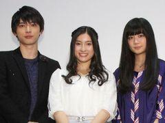 土屋太鳳、「フォーゼ」吉沢亮&清水富美加との共演に歓喜!