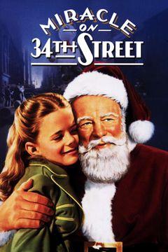 クリスマス映画ベスト25発表!1位は『三十四丁目の奇蹟』