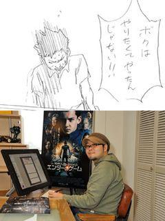 「海猿」「ブラよろ」佐藤秀峰が映画を漫画化!『エンダーのゲーム』でSF初挑戦!