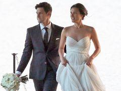 『ハングオーバー』シリーズのジャスティン・バーサ、結婚