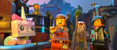 LEGO 映画にベテラン声優陣が参加! 8人で150以上のキャラを吹き替える!