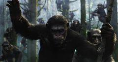 『猿の惑星』新作、今秋公開!進化した猿と人類の攻防を描く