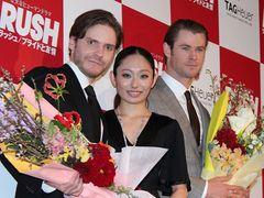 安藤美姫、巨匠ロン・ハワード監督からの出演オファーに驚き