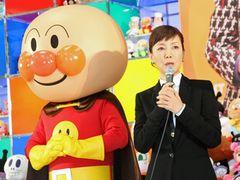 戸田恵子、「アンパンマン」声優をやめることを考えていた…やなせたかしさんとのお別れに意気消沈
